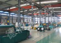山东s11油浸式变压器生产线